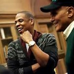 Belafonte and Jay Z