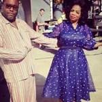 Daniels and Oprah