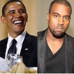 Obama and West