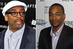 Spike Lee, Anthony Mackie