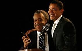 Sharpton and Obama